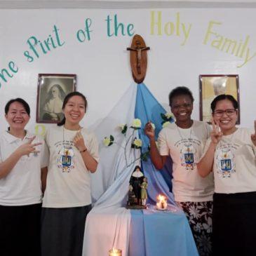 Aux Philippines, Sainte Émilie est fêtée avec dynamisme (fr/Eng/esp)