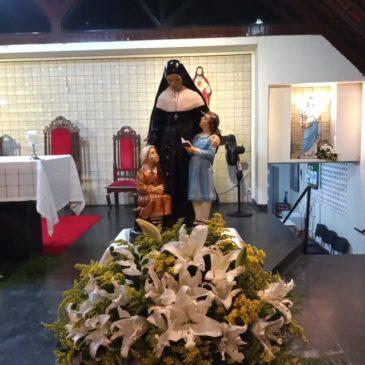 Au Brésil Sainte Émilie est fêtée dans la joie