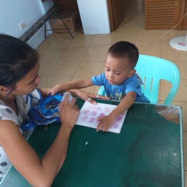 Reprise d'activités à Manille (frs/Eng/esp)