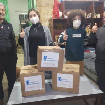 A Fanar au Liban, un Noël généreux