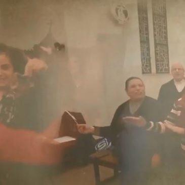 Vœux d'une maîtresse libanaise pour Noël