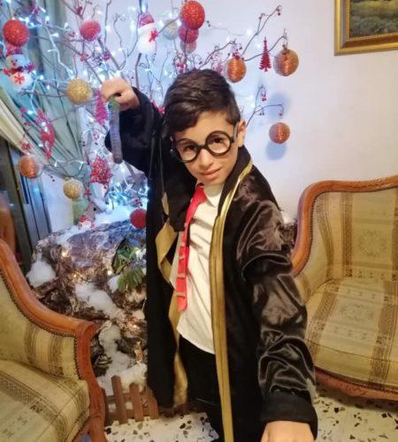 Harry Potter  en action