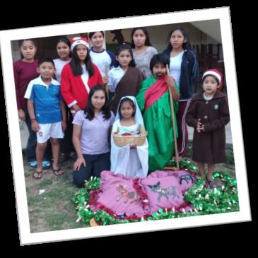 Joyeux Noël 2020 de la part de la Bolivie