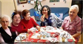 Vœux pour la nouvelle année d'une communauté de Madrid (frs/esp)