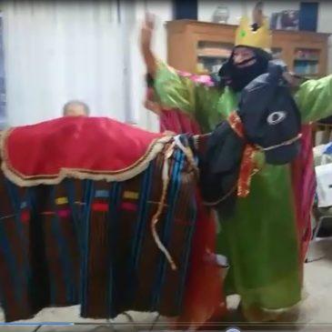 Un roi mage en Espagne
