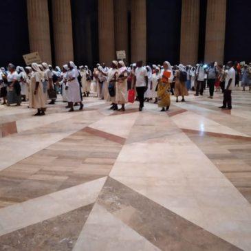 Fête de la Vie Consacrée en Côte d'Ivoire