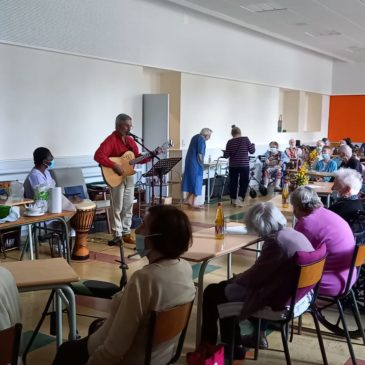 Concert à Sainte-Claire