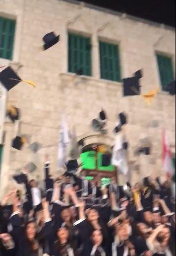Lancer de chapeaux à Jounieh