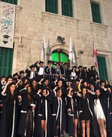 Photos de groupe à Jounieh