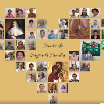 Jubilez !  Fête de la vie consacrée au Brésil